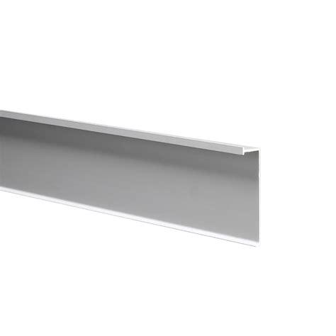 emac novorodapie eclipse matt silver 9 16 in x 2 3 4 in