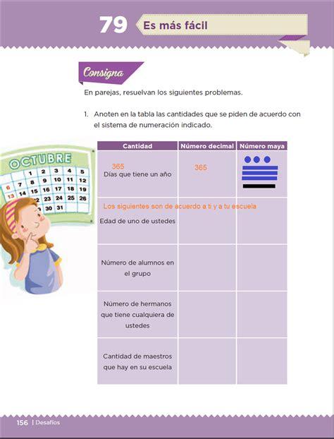 libro sep de matematicas respuestas pagina 156 de 5 de primaria ayuda para tu tarea de quinto desaf 237 os matem 225 ticos bloque