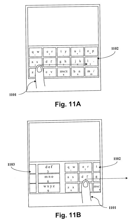 keyboard layout detection patent us20110090151 system capable of accomplishing
