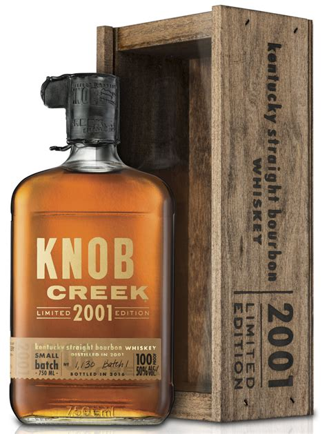 Knob Creek Bourbon Tour by Last Barrels Laid By Booker Noe Released Booker S