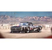1970s Ford F Series With Toyota AE86 N2 Wide Body Kit Should Be Ken