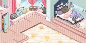 Pink Room Design Ideas Kawaii Interior Inspiration Glitter Puffs