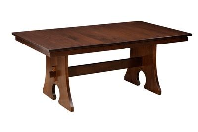 Toulouse Dining Table Toulouse Solid Wood Pedestal Table