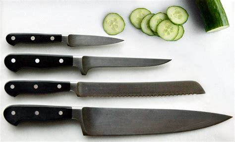 knives for kitchen use the 4 knives every home cook must own huffpost