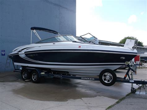 used boats wi rinker new and used boats for sale in wisconsin
