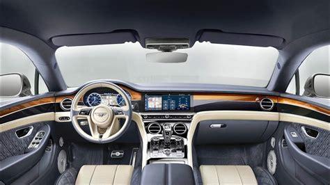 inside a bentley continental gt 2019 bentley continental gt w12 interior