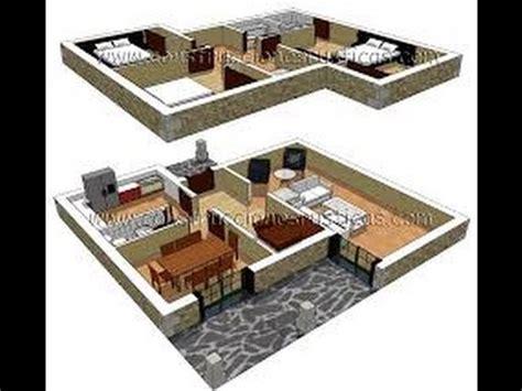planos de casas en 3d planos de casa de dos plantas