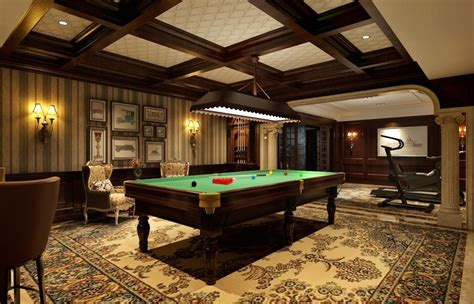 pool room decor billiard room escape tedx decors the awesome of