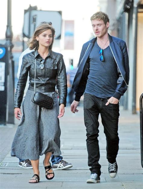 tom hughes fanfiction jenna coleman and richard madden spotted holding hands