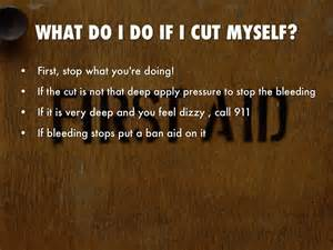 ouch i cut myself 5 knife safety tips eat out eat well food and kitchen safety procedures by francisca kessie