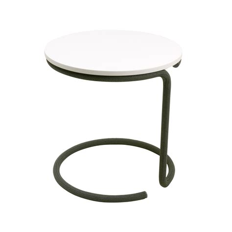 Rope Table L Rope Table Black White Leitmotiv Furniture Touch Of Modern