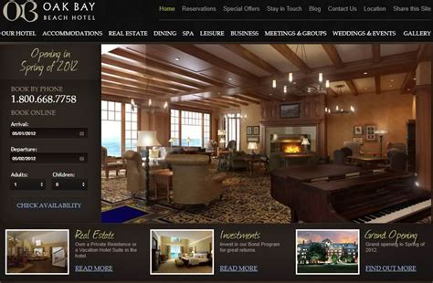 website template luxury hotels and carousels on pinterest image gallery hotel website