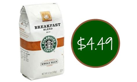 Can I Use Starbucks Gift Card At Target - starbucks gift card deal 4 49 coffee at target southern savers