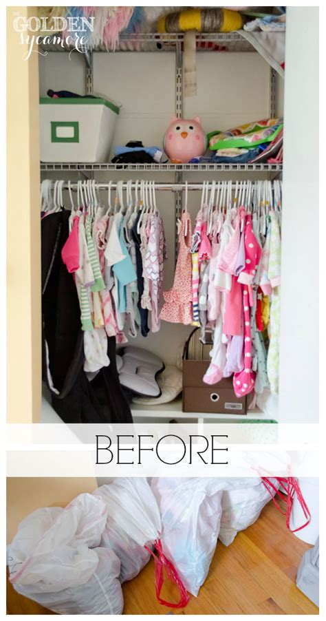 organizing our closet with rubbermaid all we are nursery progress closet organization the golden sycamore