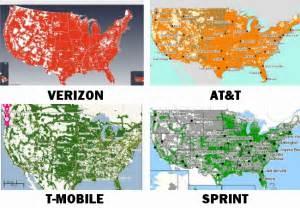 sprint coverage map northern california unique t mobile