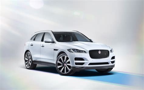 Jaguar 4x4 Release Date 2017 Jaguar F Pace Wallpapers Hd Wallpapers