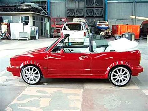 volkswagen caribe convertible cabriolet mk1 2 youtube