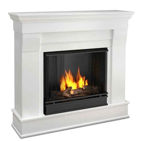 Gel Burning Fireplace by Chateau 5910 W White Gel Fuel Fireplace Just Fireplaces