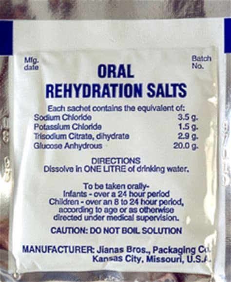 rehydration salts diarrhoea mad aid
