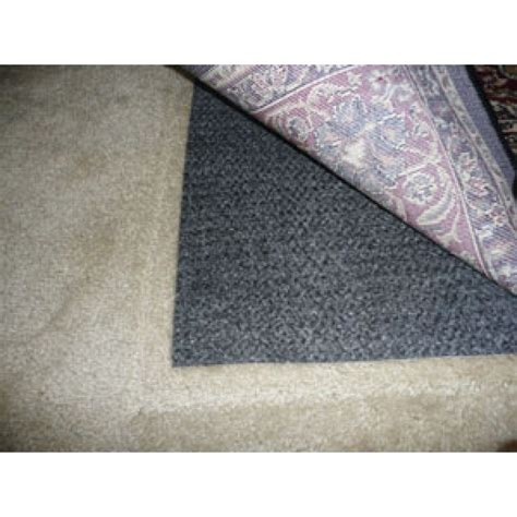rug pad size teebaud pre cut rug pad sizes