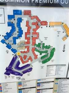 woodbury common map