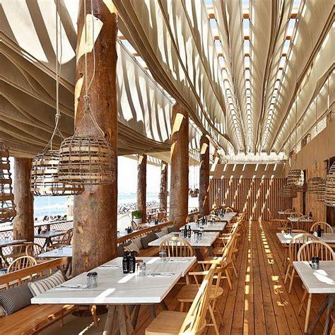 Restaurant Awnings The Bouni Beach Bar Design By K Studio