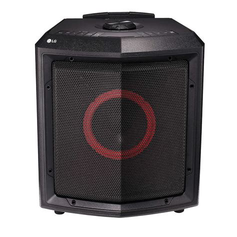 Speaker Aktif Bluetooth Lg lg fh2 50w loudr portable bluetooth speaker system