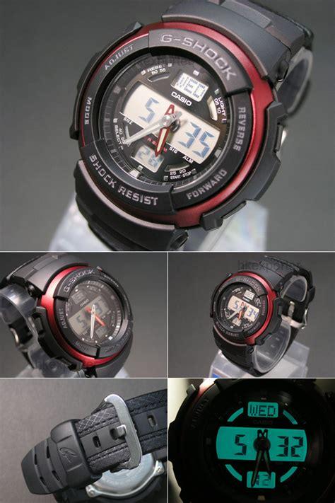 G 314 Rl casio digital analog world time g shock g 314rl 4av g