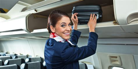 4 tips to land a flight attendant huffpost