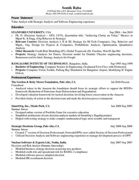 Computer Professional Resume Computer Science Resume Templates Slebusinessresume