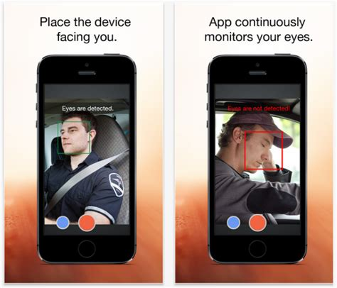 Driving Alarm how to stay awake while driving with these anti sleep apps