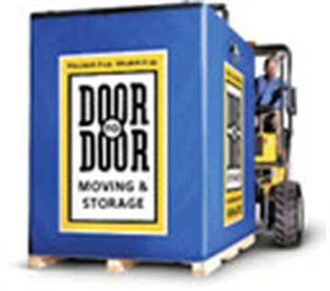 Door To Door Moving Pods by Door To Door Moving And Storage In Kent Washington
