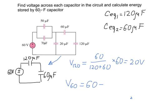 find charge on capacitor how to find charge on capacitor in circuit 28 images electric potential energy and