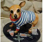 Cool Cakes In The Form Of Dogs 12 Pics  Izismilecom