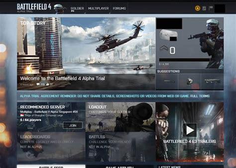 anyone else t login to battlelog battlefield 4 next generation battlefiel 4 battlelog 2 0 introduced popular airsoft