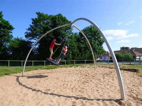 park with swings mega swing playground swings playground favourites