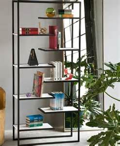 Interior Design Bookshelves Save Space In Stylish Way By Using Modular Bookshelves And