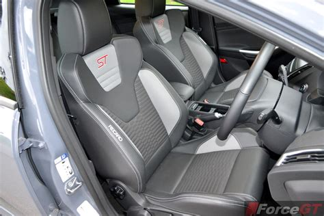ford focus st seats focus st seat covers