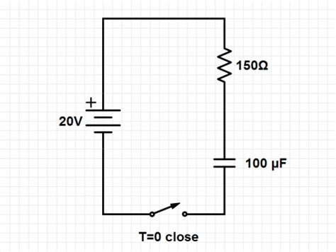 capacitor switch questions time to charge a capacitor electronics and electrical quizzes eeweb community
