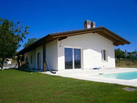 casa pesaro casa in legno con piscina a pesaro in legno