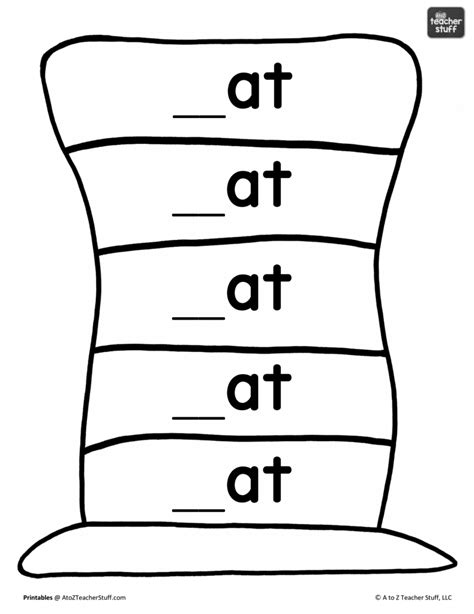 printable numbers for drawing out of hat hat printables for dr seuss cat in the hat or just hats
