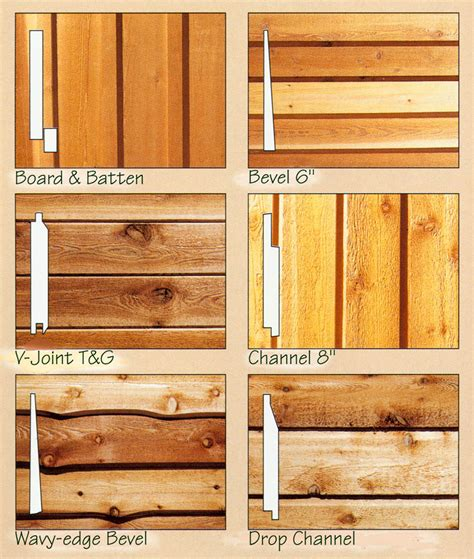 wood house siding types cedar siding types 380 south st pinterest siding types cabin and house