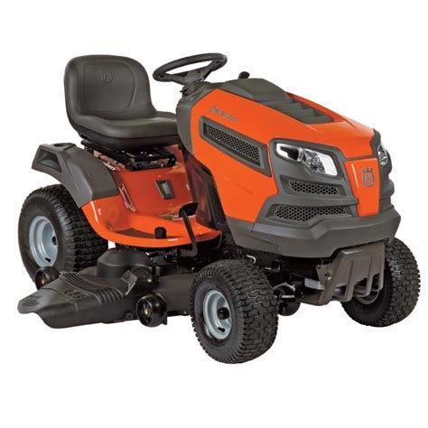 Lowes Garden Tractors by Husqvarna Yth24k48 24 Hp Hydrostatic 48 In Hydro Tractor