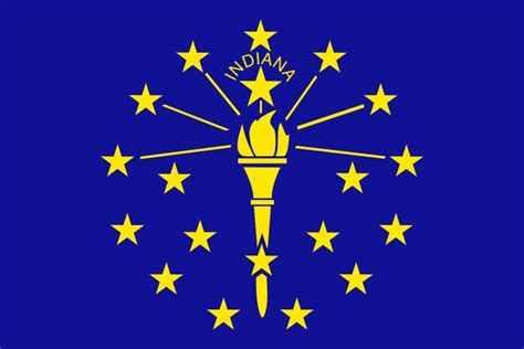 coloring page indiana state flag gallant state flags coloring idaho montana free