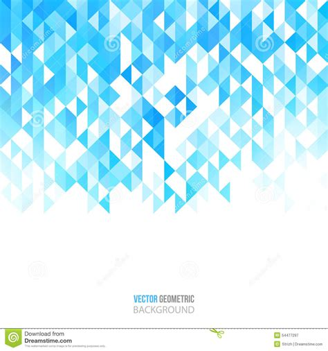poster design background vector abstract color triangles poster stock vector image 54477297
