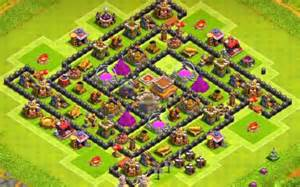 Good Clash Of Clans Bases Level 5 Town Hall » Home Design 2017