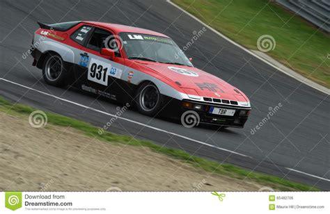 Porsche Racing News by Porsche 924 Race Car Editorial Photo Image 65482706