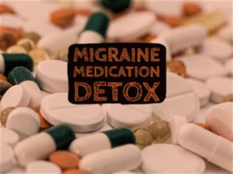 Migraine Rebound Detox by Moh Archives The Daily Headache