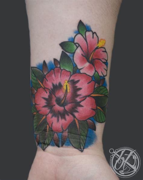 flower tattoo generator hawaiian flower tattoos on wrist www imgkid com the