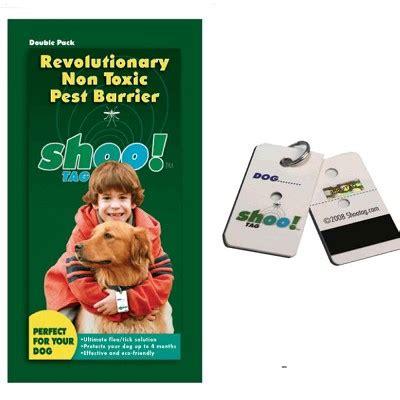 flea shoo shoo tag flea tick repellent pack